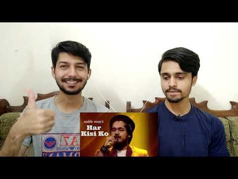 Pakistani React To Noble Man song Har kise ko 🇧🇩