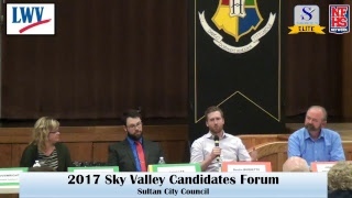2017 Sky Valley Candidates Forum
