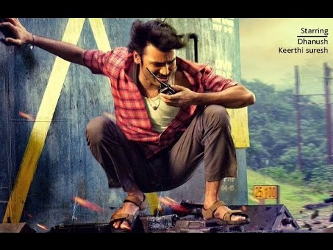 Dhanushs-Thodari-First-Look-Keerthi-Suresh-Prabhu-Solomon-Hot-Cinema-News