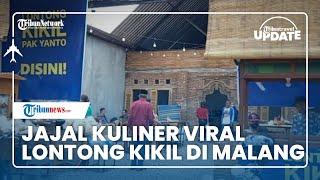Cicipi Kuliner Viral Lontong Kikil Pak Yanto di Malang, Juru Masak Bongkar Rahasianya