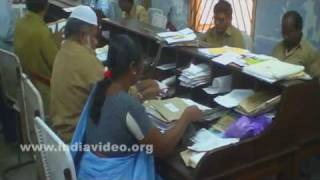 Sorting and Packing in the Post Office, Vijayawada