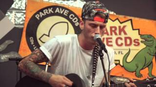 "Machine Gun Kelly- ""Swing Life Away"" Live At Park Ave Cd's"