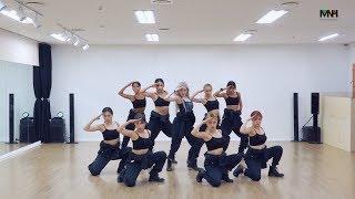 """청하(CHUNG HA)   """"Chica"""" 안무 영상(Dance Practice)"""