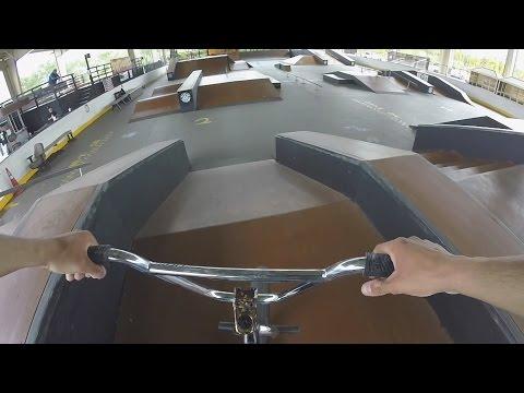 Drop in Skatepark (BMX)