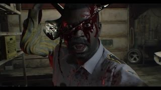 RESIDENT EVIL 7 Biohazard   Jack Baker Boss Garage Fight On Madhouse Difficulty, 1080p