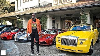 Kevin Durant's Lifestyle ★ 2018