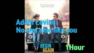 Adam Levine-No one else like you 1시간(1 hour) version