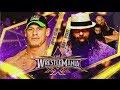 WrestleMania 30 John Cena vs Bray Wyat
