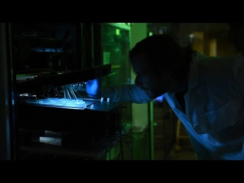 'Lifespan Machine' Probes Cause of Aging