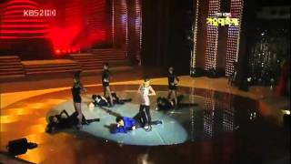2009 | JYP & Son dambi - Crazy, Elevator & Boom Boom Boom [SPECIAL STAGE]