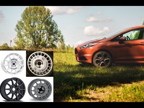New Wheels for the Fiesta? (Gravel Tires & Mud)