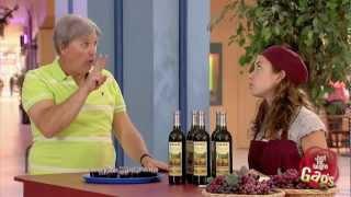 JFL Gags Drunk Wine Sample Video