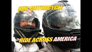 Our Motorcycle Ride Across America