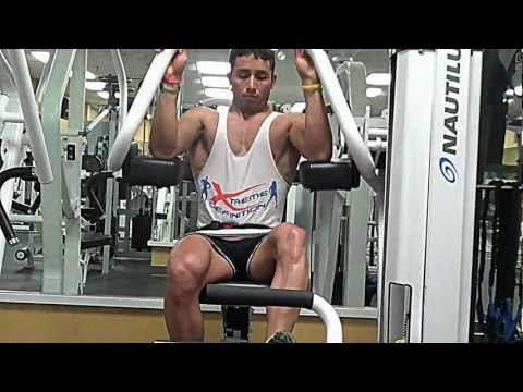 Lat Pullover Machine: Oldie but a Goldie