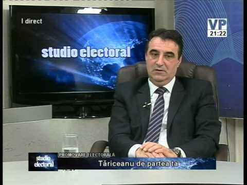 Emisiunea Studio electoral – Nicolae Alexandri – 27 octombrie 2014