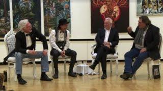 Freiheit zur Sinnsuche? Talk mit Jens Rusch, Wolfgang Kubicki, Cornelius Rinne
