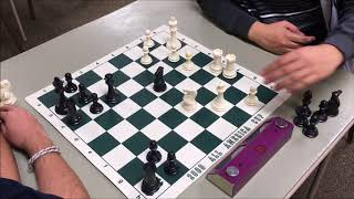 Tough Endgame Between 13 Year Old vs. National Master