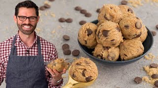 chocolate chip cookie recipe using plain flour