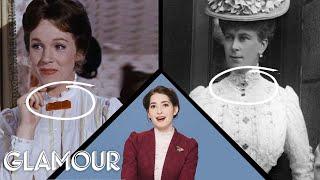 Fashion Expert Fact Checks Mary Poppins Wardrobe | Glamour