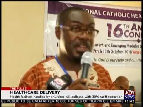 Healthcare Delivery - The Pulse on JoyNews (19-10-18)