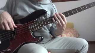 D'Angelo 1000 Loves bass jam
