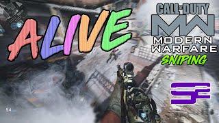 "SoaR Mala - Modern Warfare Sniping Montage #2 (PC) - ""ALIVE"""