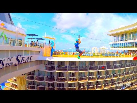 [HD] Tour of the Largest Cruise Ship – Oasis of the Seas Tour – Megaship