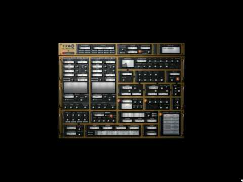 128 presets, patches for Tone2 Gladiator VST Synth.
