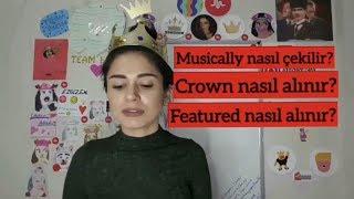 Gambar cover Musically Nasıl kullanılır? LEVEL1 (How to use Musically? With English subtitles)