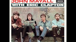 John Mayall and the Bluesbreakers-Steppin' Out