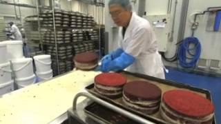 La Rocca's Red Velvet Cake on Food Factory