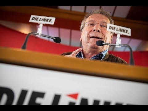 Politischer Aschermittwoch: Klaus Ernst