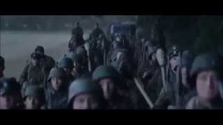 Fury (2014) Waffen SS March Clip