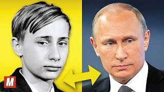 Vladimir Putin | From 6 to 64 Years Old