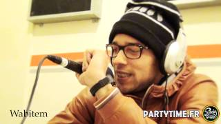WABITEM - Freestyle at PartyTime 2013