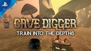 Cave Digger | New Expansion Trailer | PSVR