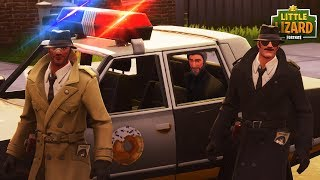 JOHN WICK GETS ARRESTED!! Fortnite Short