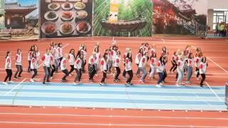 23 фестиваль корейской культуры - K-pop flash mob - SM TOWN