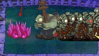 1 Snow Pea vs 1 Gargantuar - Plants vs Zombies Minigames