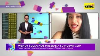 """Wendy Sulca presenta video en """"Periodismo Joven"""""""