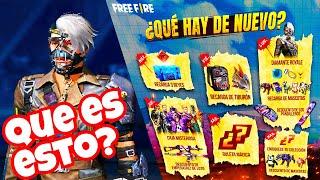 Nueva Agenda Semanal Del 13 Al 19 De Enero 2021 Free Fire
