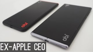Ex-Apple CEO Starts His Own Phone Company!