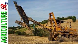 Aratura da scasso con FIAT AD 18 e Sogema 180 PFS - Zannotti Graziano - Ploughing