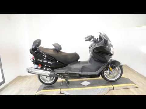 2009 Suzuki Burgman™ 650 Exec in Wauconda, Illinois