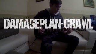Damageplan - Crawl (cover)