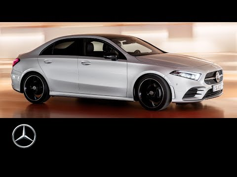 Mercedes-Benz A-Class Sedan | Trailer