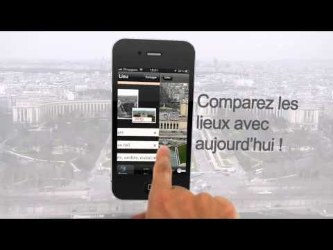 Video of Paris, Then and Now City Guide