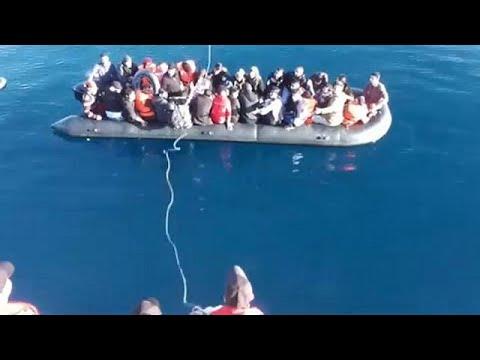 Τουρκική ακτοφυλακή: «Αποτρέψαμε 203 μετανάστες προς Ελλάδα»