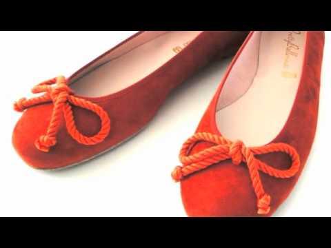 Pretty Ballerinas Angelis Kiu Orange