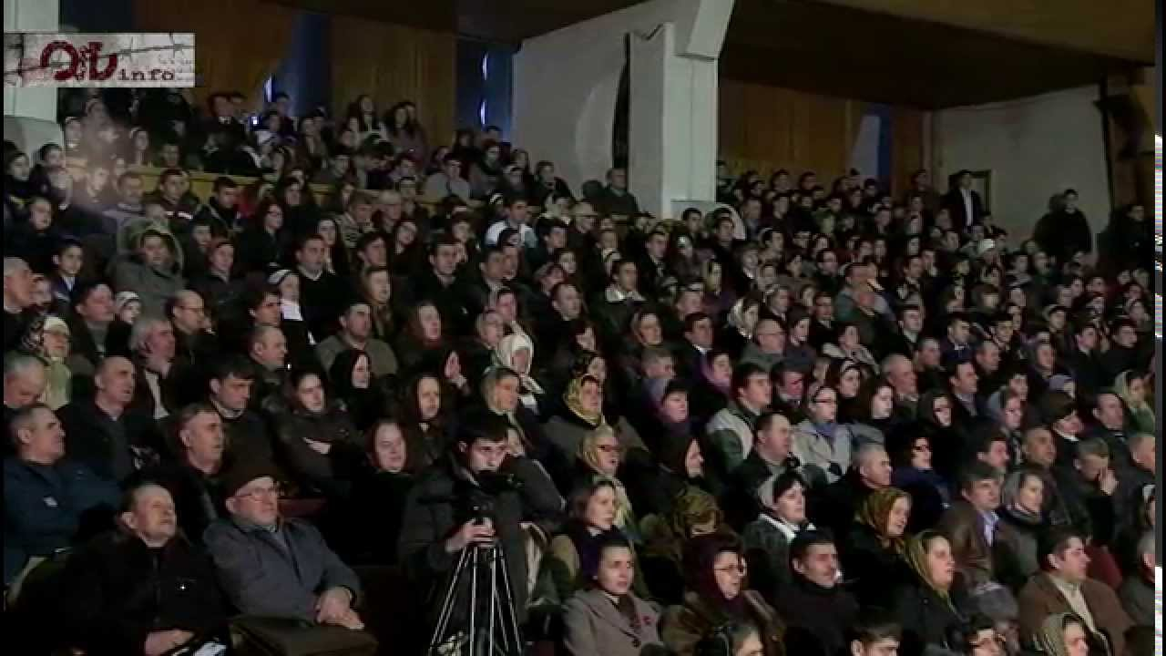 CENTENAR Traian Dorz – Adunare Suceava